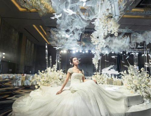 Dreamy Cinderella Wedding